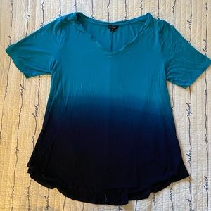 EUC Lane Bryant swing top/tunic